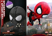 Spider-Man: Far From Home - Spider-Man & Stealth Cosbaby Set