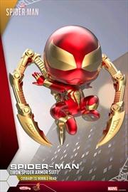 Spider-Man - Iron Spider Cosbaby