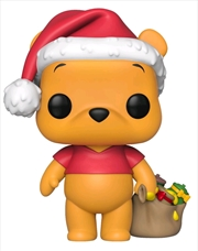 Winnie the Pooh - Winnie the Pooh Holiday Pop! Vinyl | Pop Vinyl