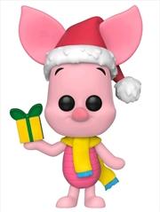 Winnie the Pooh - Piglet Holiday Pop! Vinyl | Pop Vinyl