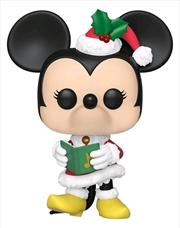 Mickey Mouse - Minnie Mouse Holiday Pop! Vinyl | Pop Vinyl