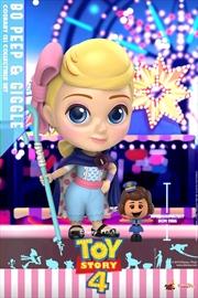 Toy Story 4 - Bo Peep & Giggle Cosbaby Set