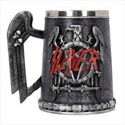 Slayer - Eagle Logo Tankard | Merchandise