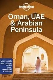 Lonely Planet - Oman Uae Arabian Peninsula 6 | Paperback Book