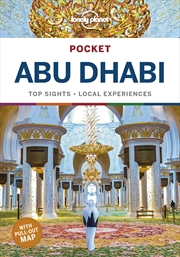 Lonely Planet - Pocket Abu Dhabi 2 | Paperback Book