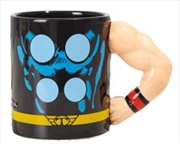 Thor Hero Arm Mug | Merchandise