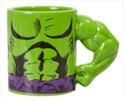 Hulk Hero Arm Mug