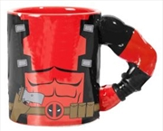 Deadpool Hero Arm Mug | Merchandise