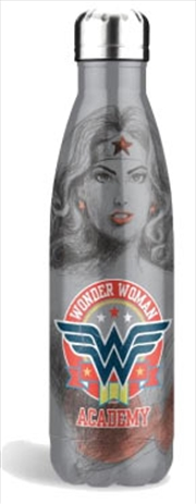 Wonder Woman Stainless Steel Bottle