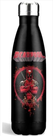Deadpool Stainless Steel Bottle