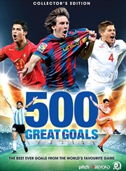 500 Great Goals Collector's Edition | DVD