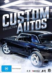 Custom Autos | Collection | DVD