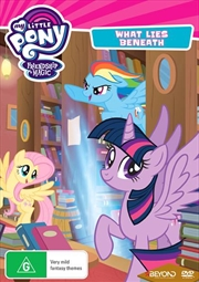 My Little Pony Friendship Is Magic - What Lies Beneath | DVD