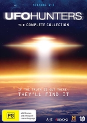 UFO Hunters | Complete Collection