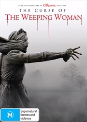 Curse Of The Weeping Woman, The | DVD