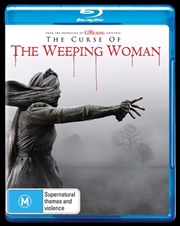 Curse Of The Weeping Woman, The | Blu-ray