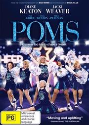 Poms | DVD