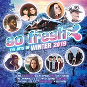 So Fresh - Hits Of Winter 2019 | CD