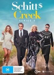 Schitt's Creek - Series 5 | DVD