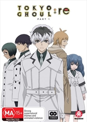 Tokyo Ghoul Re - Season 3 - Part 1 - Eps 1-12 | DVD