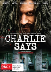 Charlie Says | DVD