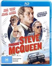 Finding Steve McQueen | Blu-ray