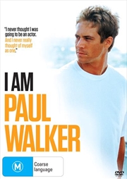 I Am - Paul Walker | DVD