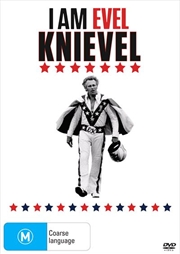 I Am - Evel Knievel | DVD