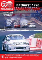 Magic Moments Of Motorsport - 1990 Tooheys 1000 | DVD