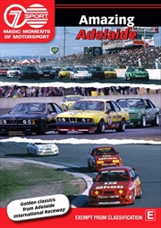 Magic Moments Of Motorsport - Amazing Adelaide | DVD
