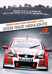 V8 Supercars - 2009 Bathurst 1000 Highlights