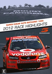 V8 Supercars - 2012 Bathurst 1000 Highlights | DVD