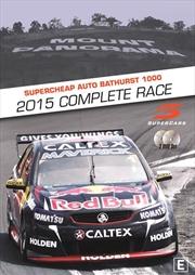 V8 Supercars - Bathurst 1000 Complete Race 2015 | DVD
