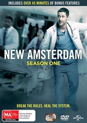 New Amsterdam - Season 1 | DVD