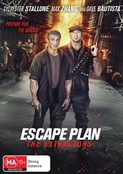 Escape Plan 3 - The Extractors | DVD
