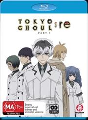 Tokyo Ghoul Re - Season 3 - Part 1 - Eps 1-12