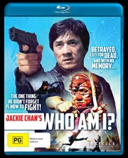 Who Am I? | Blu-ray
