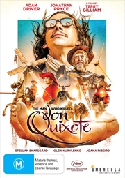 Man Who Killed Don Quixote, The | DVD