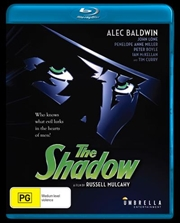 Shadow, The | Blu-ray