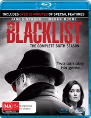 Blacklist - Season 6, The | Blu-ray