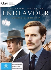 Endeavour - Series 6 | DVD