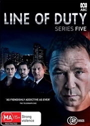 Line Of Duty - Season 5 | DVD