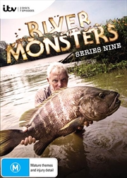 River Monsters - Season 9 | DVD