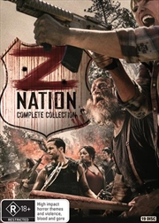 Z Nation - Season 1-5 | Boxset