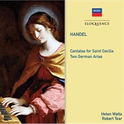 Handel - Cantatas / Arias | CD