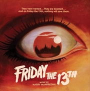 Friday The 13th - 1980 Score | Vinyl
