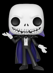 The Nightmare Before Christmas - Jack Vampire Pop! Vinyl | Pop Vinyl