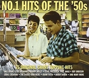 No1 Hits Of The 50s