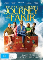 Extraordinary Journey Of The Fakir, The