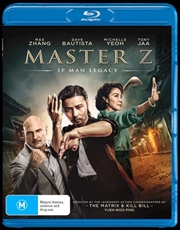 Master Z - Ip Man Legacy | Blu-ray